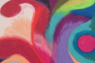 """Kunsttherapie - """"Ausdruck ist Bewältigung"""": Malen im Dialog schafft Zugang zum Unterbewussten"""